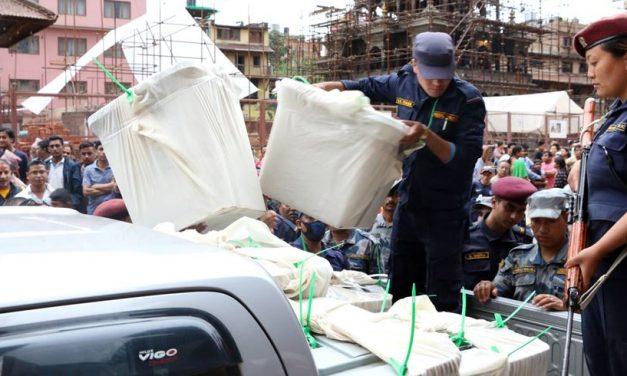 पर्साको ठोरी गाउँपालिकामा एमालेलाई माओवादीले उछिन्यो