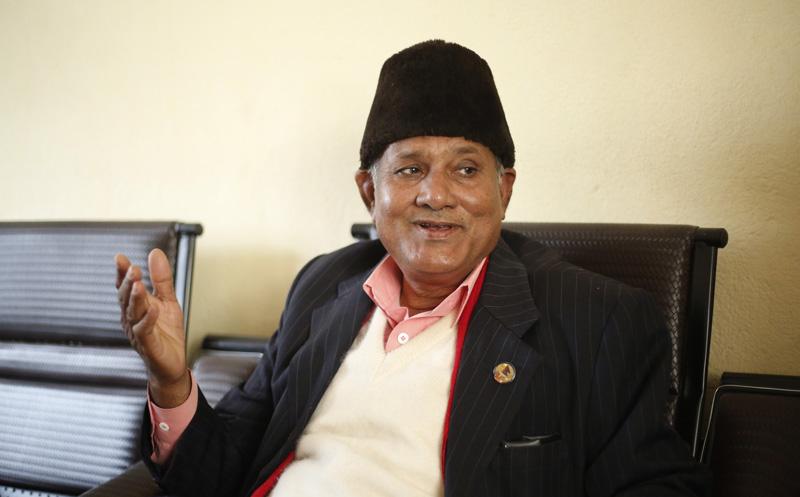 राजपाले कुरा फेरेर राजनीतिक वेइमानी गर्दैछ : मन्त्री मन्सुर
