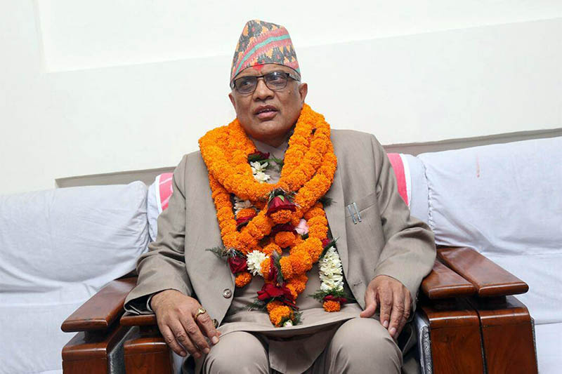 Parajuli confirmed for SC chief justice