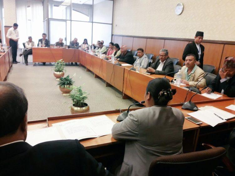 कार्यव्यवस्थामा सहमति जुटेन, प्रधानमन्त्री चुनाव अन्यौलमा