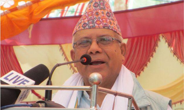 Country lacks concrete plan of development: Leader Nepal