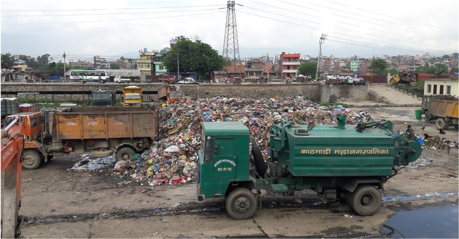 KMC starts producing biogas from waste