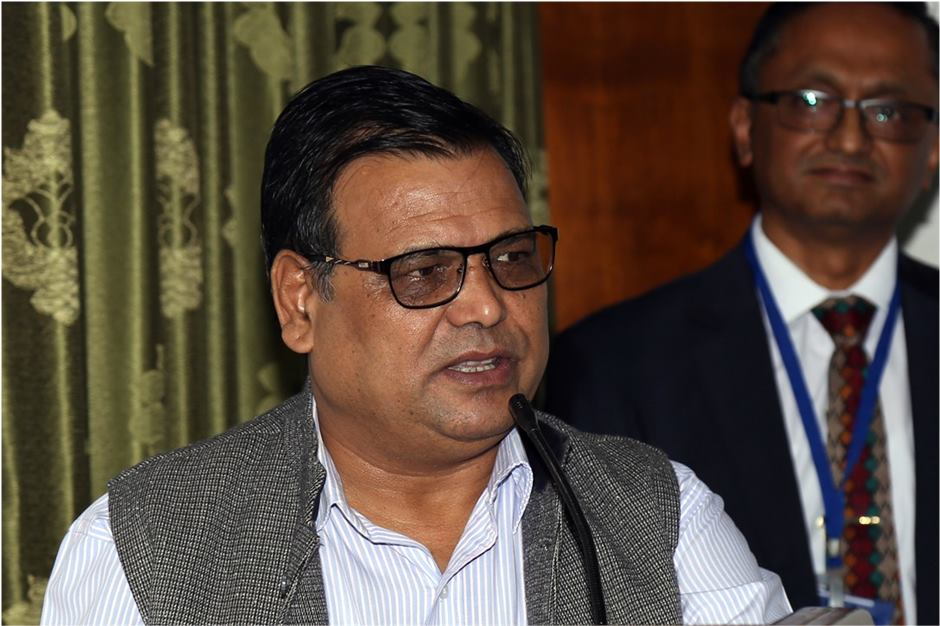 DPM Mahara urges Chinese business community to invest in Nepal