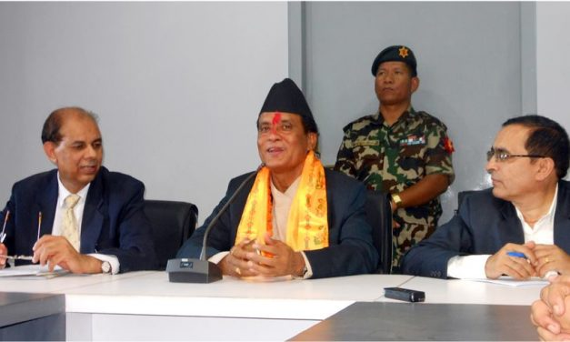 Unity must for national integrity, social harmony: Minister Thapa