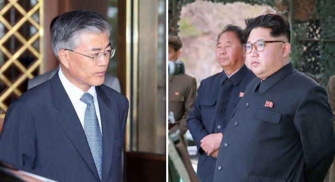 उत्तरसँग सैन्य वार्ता गर्ने दक्षिण कोरियाको प्रस्ताव