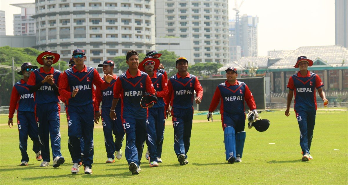 Nepal to play ACC U-19 Youth Asia Cup