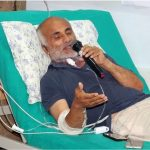 Dr KC begins 12th fast-onto-death with five-point demands
