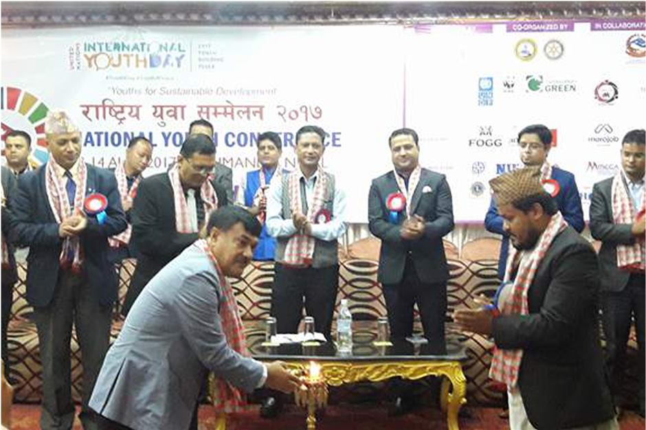 Creativity of youths must be acknowledged: Supplies Minister Bishwokarma