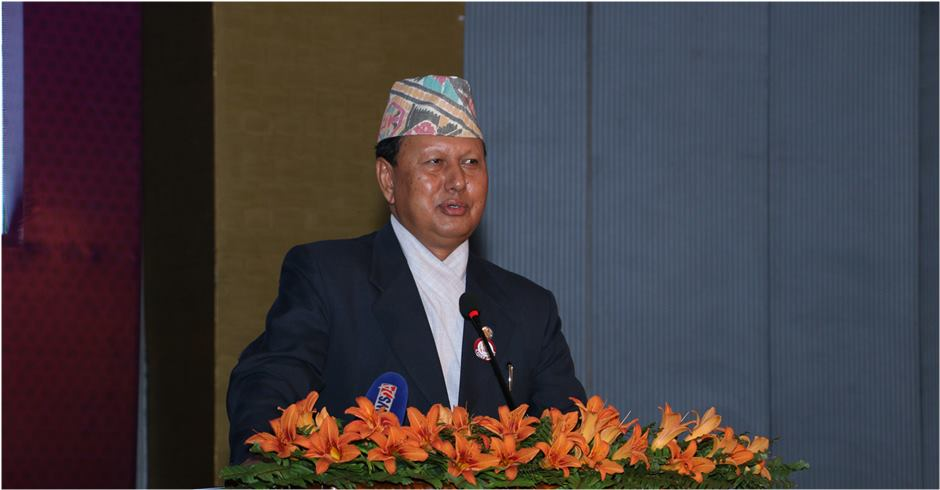 Media role vital for full implementation of statute: Minister Basnet