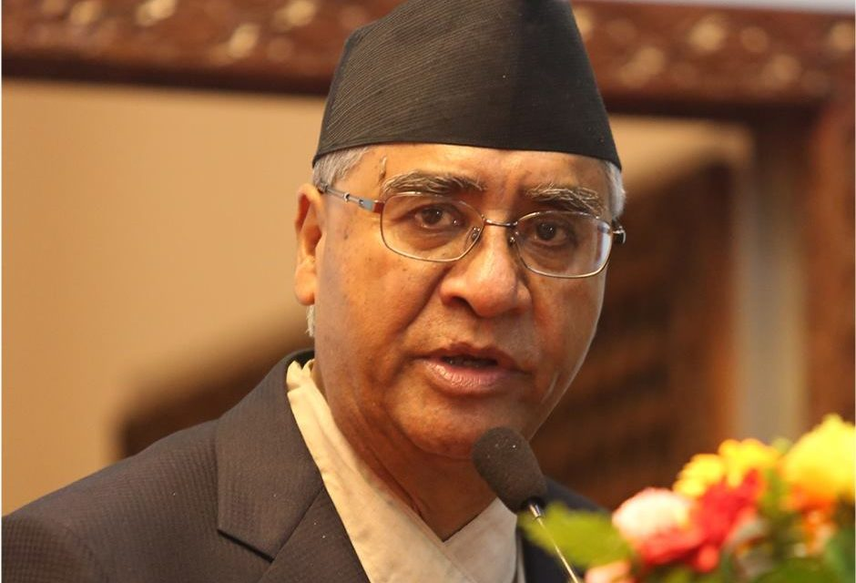 Construction of Budhi Gandaki Hydel Project will be accelerated : PM Deuba