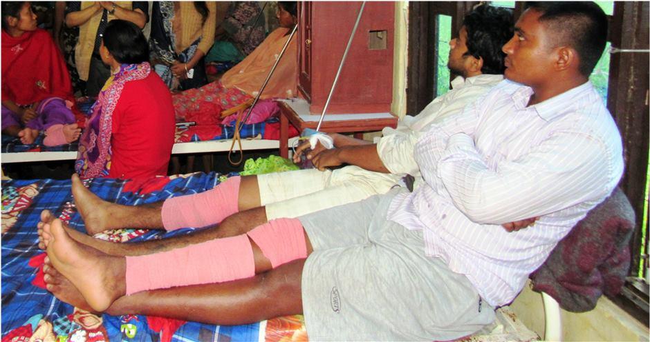 Snakebite cases still on rise in Kapilvastu; 400 received treatment