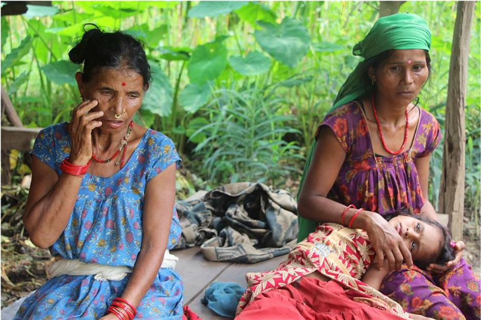 Viral fever patients burgeoning at Dang based medical institutes