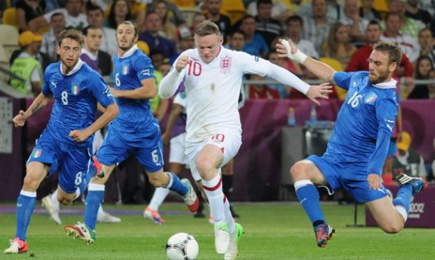 Rooney will never play for England again
