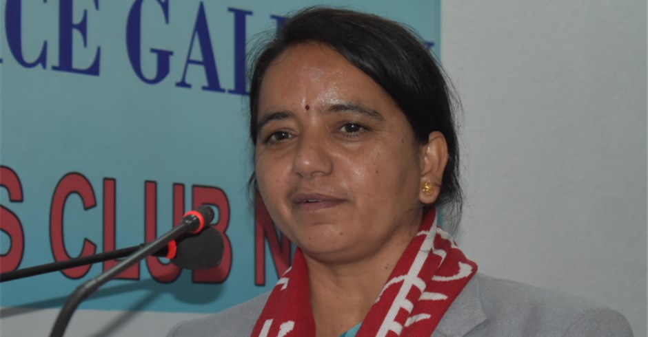 Acts relating to children in the offing: Minister Koirala