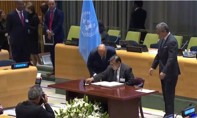 Nepal agrees to prohibit nuclear weapons