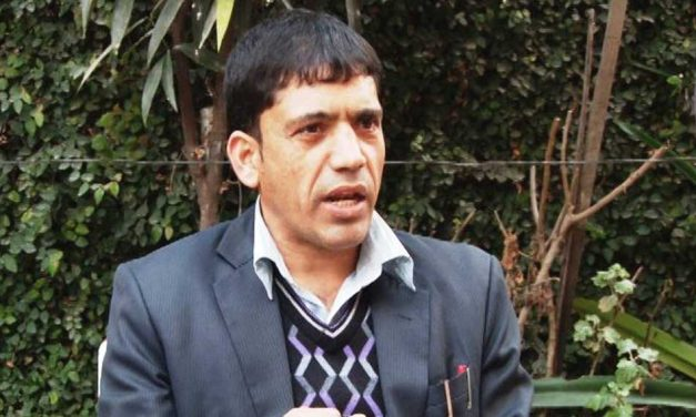 Govt removes Sajha GM Sharma