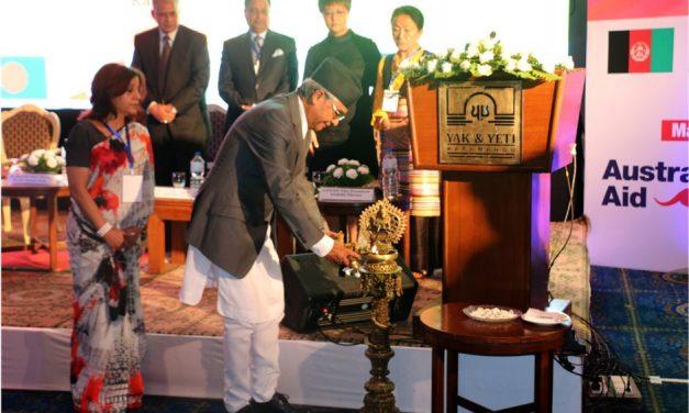 PM Deuba opens International Business Women's Summit