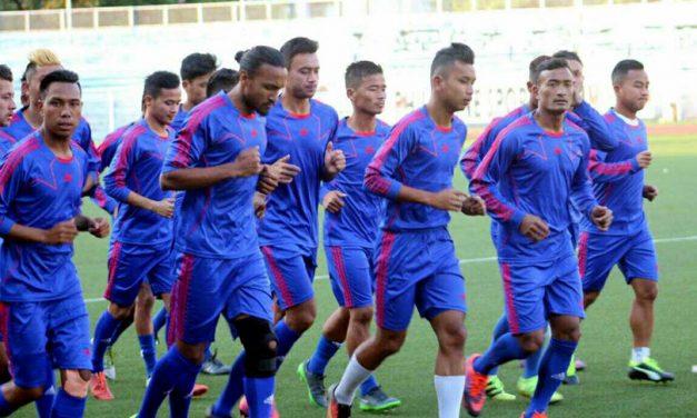Nepal to face Tajikistan Tuesday