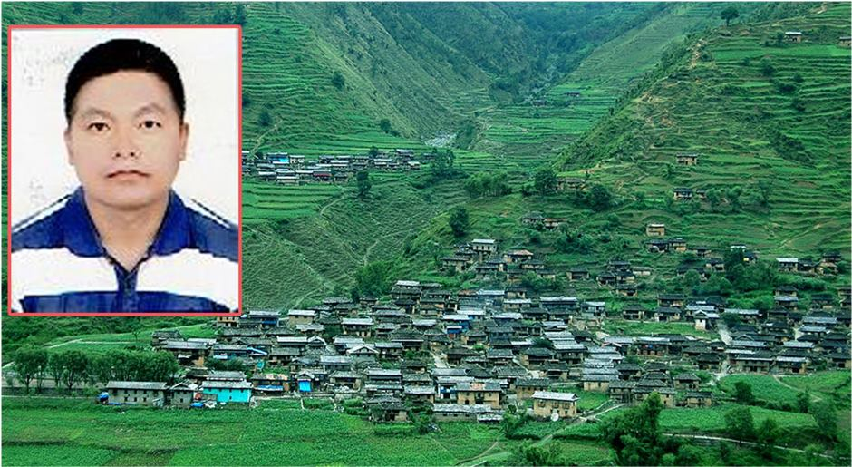 Thawang rural municipality's chairperson goes missing