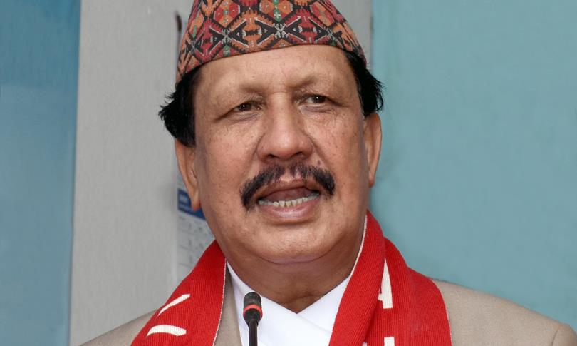 Futsal must contribute towards growth of Nepal's popularity in the world: Minister KC