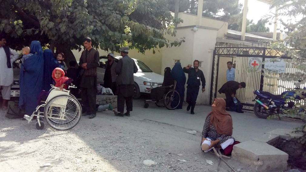 Foreign aid worker shot dead in N. Afghan city