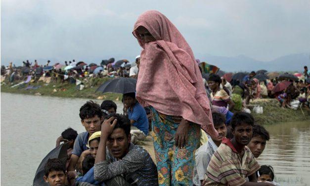 Rohingya exodus to Bangladesh reaches 389,000: UN