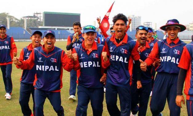 लगातार २ छक्कासँगै नेपाल उपाधी जित्दै एशिया कपका लागि छनौट