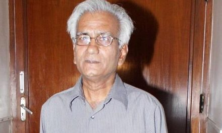 Filmmaker Kundan Shah is dead