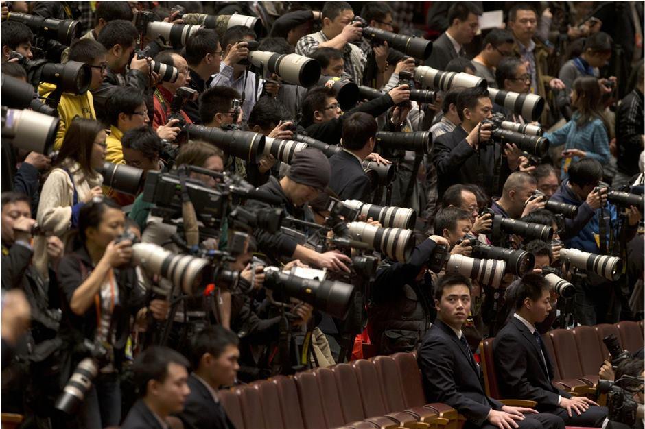 चीनमा पत्रकारको सङ्ख्या २ लाख २८ हजार