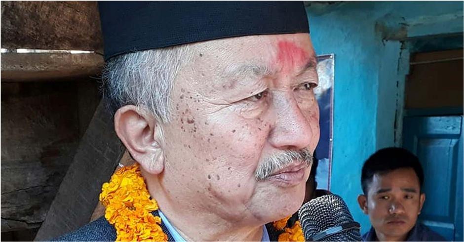 UML leader Nembang calls for prosperity