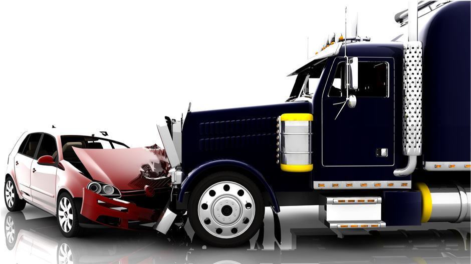 ट्रक र कार एक आपसमा ठोक्किँदा कम्तीमा १० व्यक्तिको मृत्यु