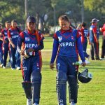 Nepal lose to UAE by five runs