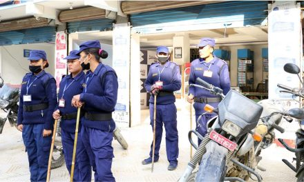 Chiefs of security agencies direct effect security management in Dang