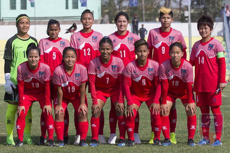 नाडेज्दा कप फुटबलः फाइनलमा नेपाल उज्वेकिस्तानसँग ३-२ ले पराजित