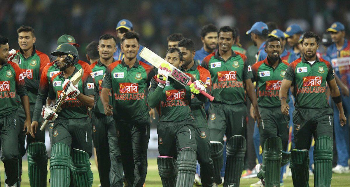विश्वकप क्रिकेटका लागि बंगलादेशी टिमको घोषणा