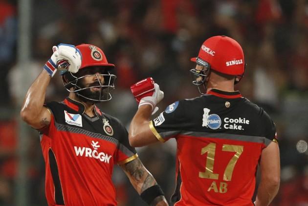 आइपीएल क्रिकेटः बैंगलोरको पहिलो जित, कोहलीले तोडे आफ्नै रेकर्ड