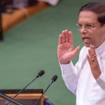 Sri Lankan President tells police chief, Defense Secretary to Resign