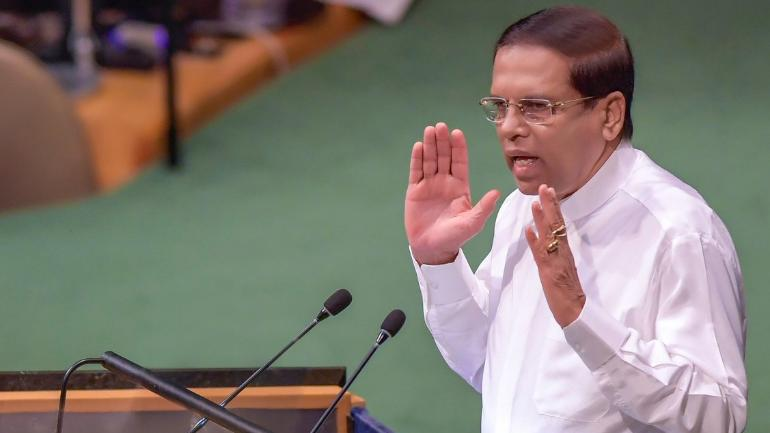 Sri Lankan President tells police chief, Defense Secretary to Resign
