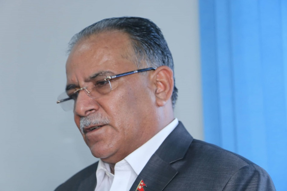Chairman Dahal's initiation to bring home dead bodies of two Nepalis killed in Kabul bomb blast