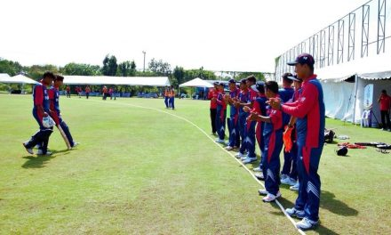 Nepal defeats Malaysia in ACC U-16 Eastern Region Cricket
