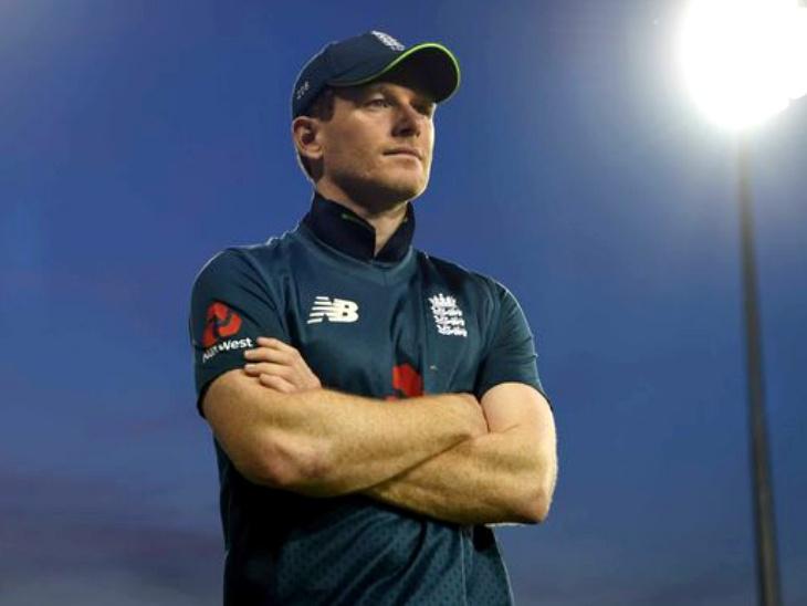 इङ्ल्याण्डका कप्तान मोर्गान आइसीसीको कारवाहीमा, टिमका सबै खेलाडीलाई जरिवाना