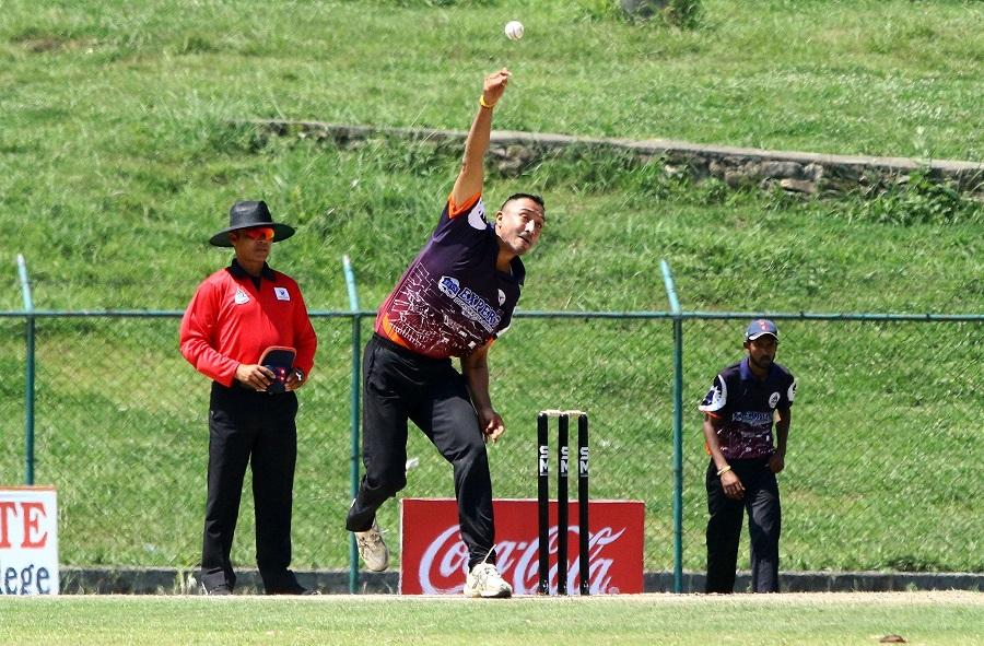प्रधानमन्त्री कप क्रिकेटः पारसको टिम सेमिफाइनलमा