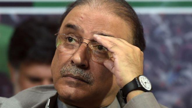 पाकिस्तानका पूर्वराष्ट्रपति जारदारी पक्राउ