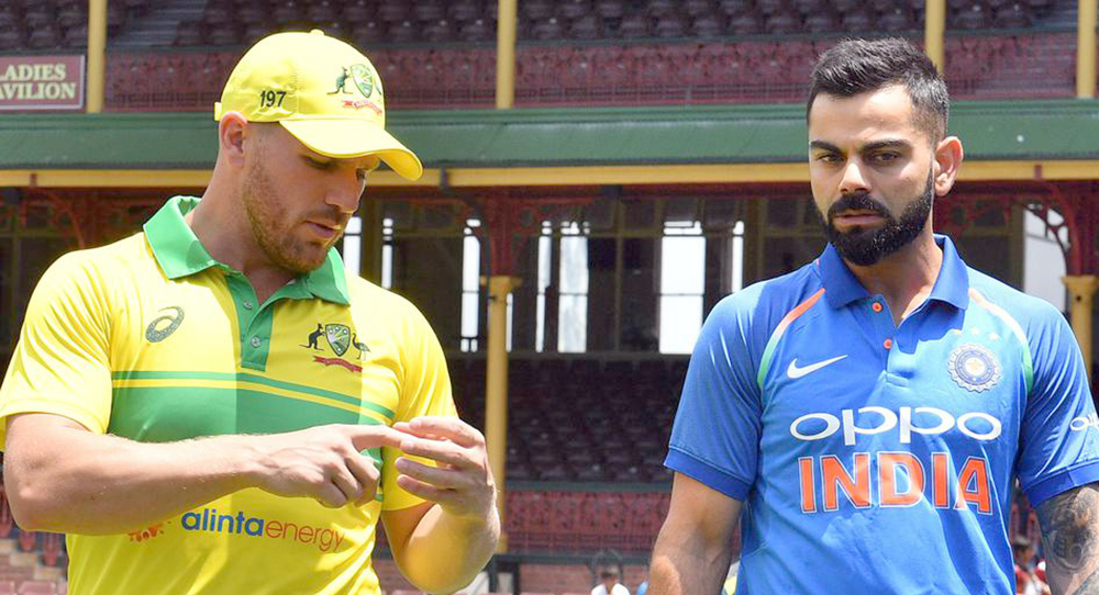 विश्वकप क्रिकेटः भारत र अष्ट्रेलिया भिड्दै
