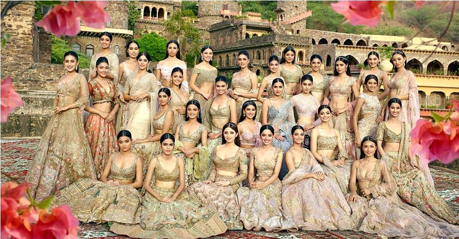 मिस इन्डियाका प्रतियोगी युवतीहरु उस्तै देखिनुको रहस्य
