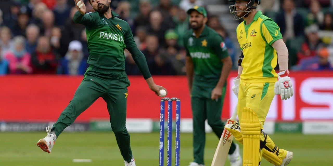 विश्वकप क्रिकेटः अष्ट्रेलियाले पाकिस्तानलाई दियो ३०८ रनको लक्ष्य