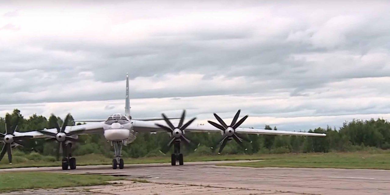 रसियन र चिनियाँ लडाकु विमान पहिलो पटक संयुक्त हवाइगस्तीमा