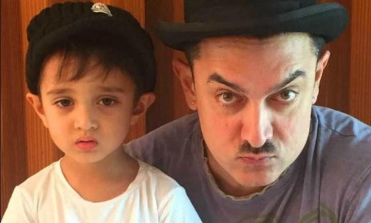 नयाँ फिल्मको लागि २० किलो तौल घटाउँदै आमिर, के खान्छन् अब ?