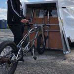 २ सय ८० किमीको गतिमा साइकल चलाएर कीर्तिमान