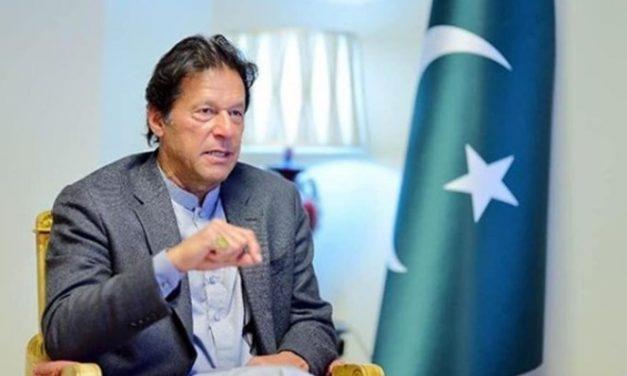 अब भारतसँग वार्ता गर्दैनौं : पाकिस्तानी प्रधानमन्त्री खान